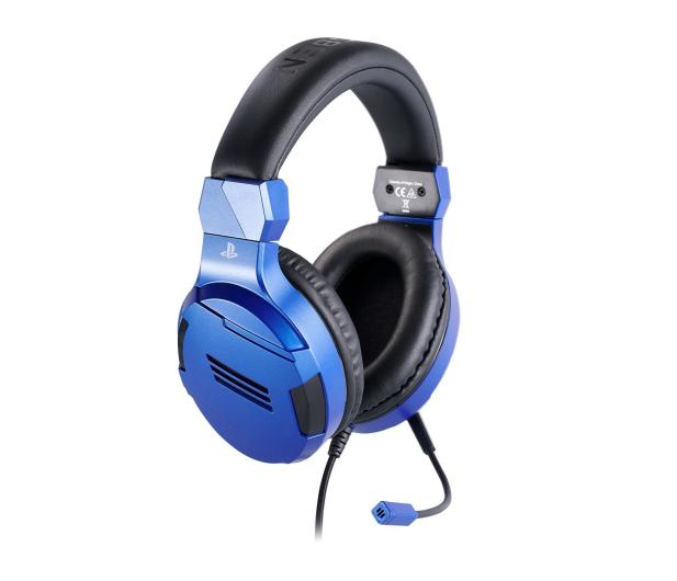 BigBen PS4 Słuchawki do konsoli - Blue - 557099 - zdjęcie 3