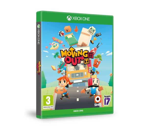 Xbox Moving Out - 553110 - zdjęcie 2