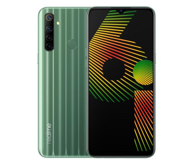 Realme 6i 4+128GB Green Tea - 552046 - zdjęcie