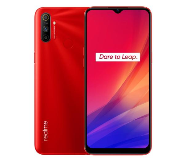 Realme C3 3+64GB Blazing Red - 552041 - zdjęcie