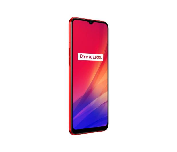 Realme C3 3+64GB Blazing Red - 552041 - zdjęcie 4
