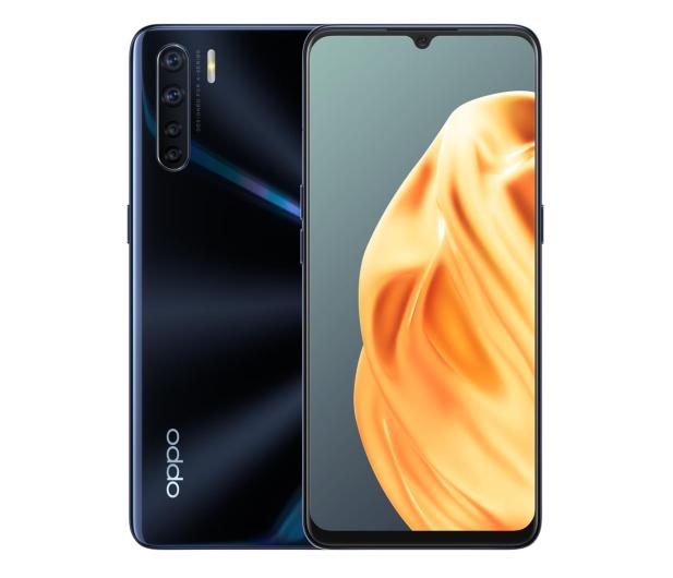 OPPO A91 8/128GB Dual SIM czarny - 557845 - zdjęcie