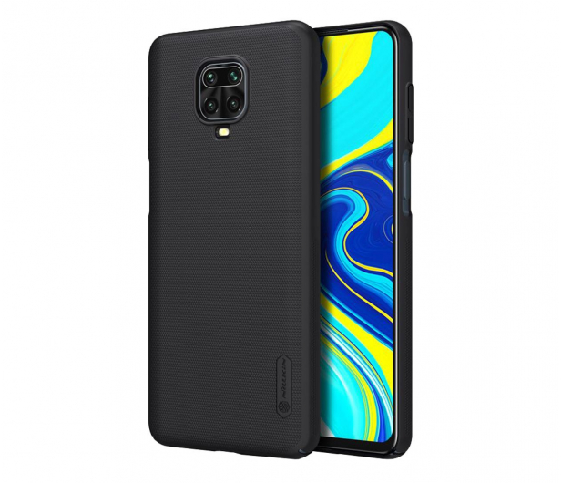 Nillkin Super Frosted Shield do Xiaomi Redmi Note 9S/9 Pro - 565178 - zdjęcie