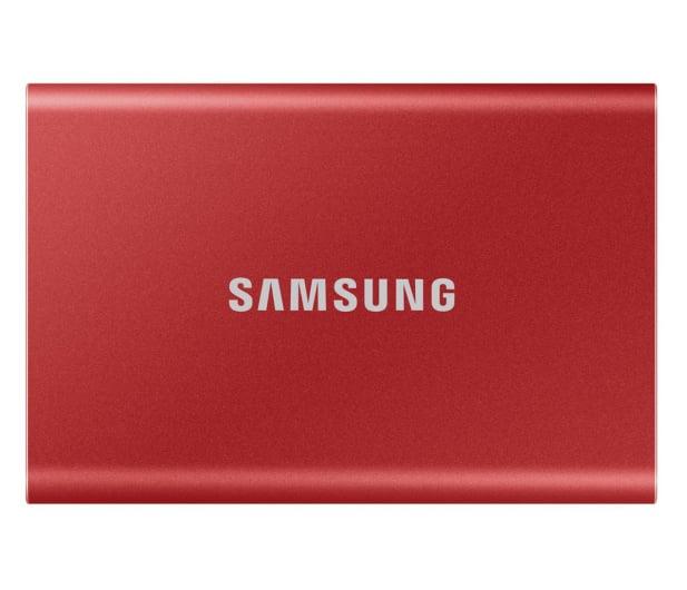 Samsung T7 500GB USB 3.2 - 562885 - zdjęcie