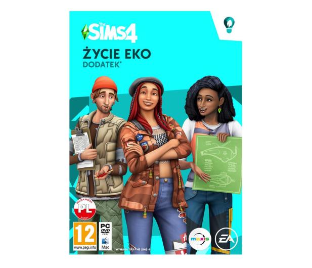 PC The Sims 4 Życie Eko - 565396 - zdjęcie