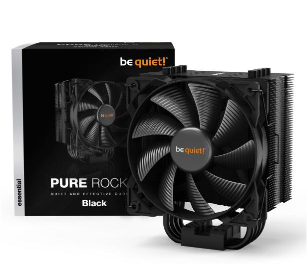 be quiet! Pure Rock 2 Czarny 120mm - 565208 - zdjęcie