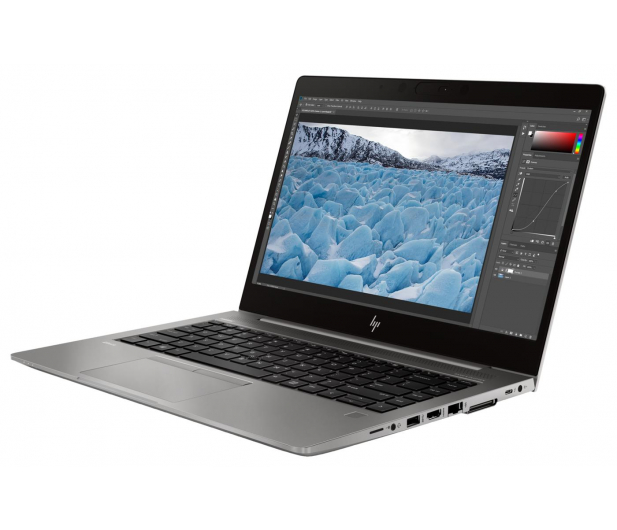 HP ZBook 14u G6 i5-8365/16GB/256/Win10P WX 3200 - 548578 - zdjęcie 4