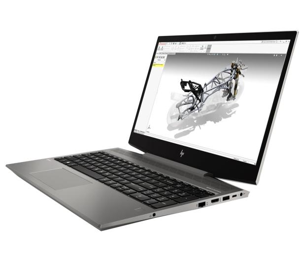 HP ZBook 15v G5 i7-8750H/16GB/256/Win10P Quadro P600 - 548587 - zdjęcie 4