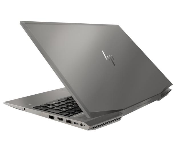 HP ZBook 15v G5 i7-8750H/16GB/256/Win10P Quadro P600 - 548587 - zdjęcie 5