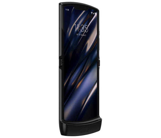 Motorola RAZR 6/128GB Noir Black - 566073 - zdjęcie 4