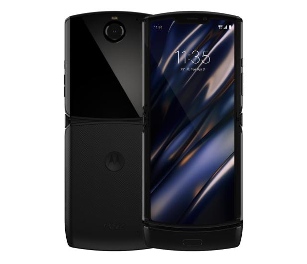 Motorola RAZR 6/128GB Noir Black - 566073 - zdjęcie
