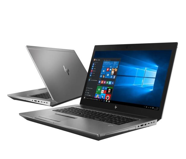 HP ZBook 17 G6 i7-9750H/16GB/256+1TB/Win10P RTX3000 - 548637 - zdjęcie