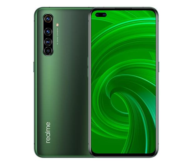 Realme X50 PRO Moss Green 8+128GB 5G 90Hz - 568185 - zdjęcie