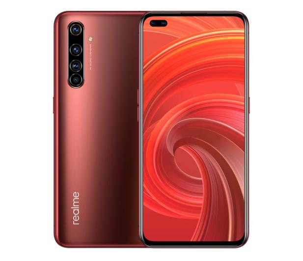 Realme X50 PRO Rust Red 12+256GB 5G 90Hz - 564040 - zdjęcie