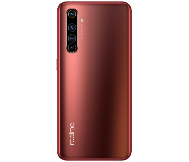 Realme X50 PRO Rust Red 8+128GB 5G 90Hz + Neo - 575213 - zdjęcie 6