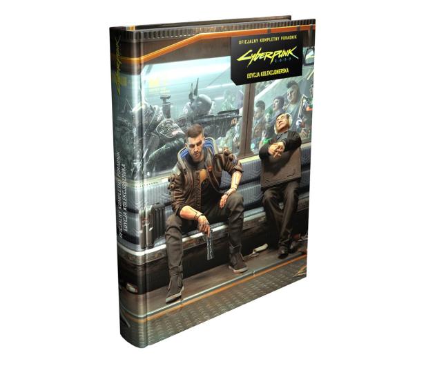 CENEGA Cyberpunk 2077 - Oficjalny Kompletny Poradnik - 565908 - zdjęcie
