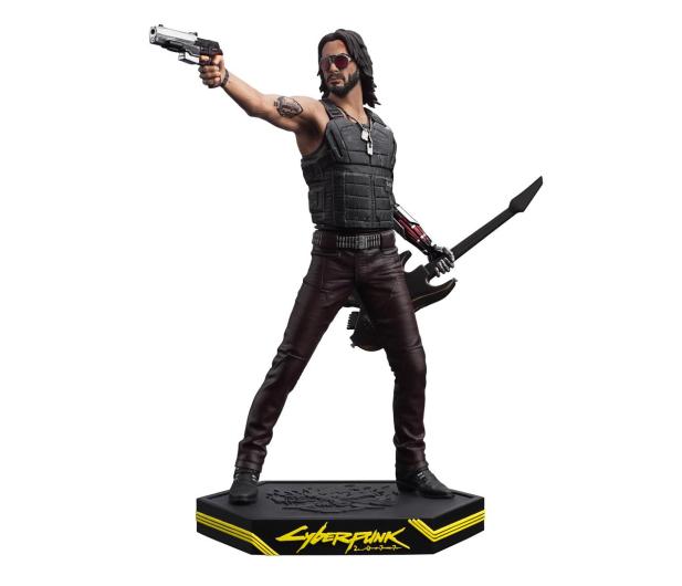 CENEGA Cyberpunk 2077: Figurka Johnny'ego Silverhanda - 565901 - zdjęcie