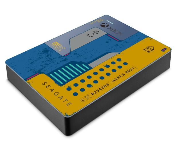 Seagate Game Drive Cyberpunk 2077 5TB USB 3.0 - 565879 - zdjęcie 3