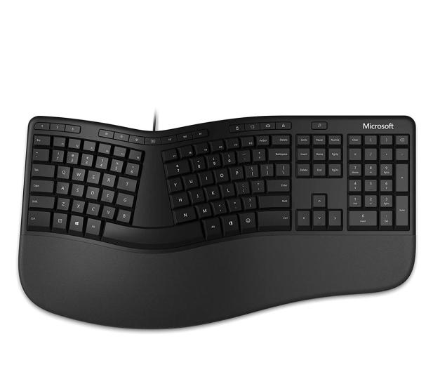 Microsoft Ergonomic Keyboard - 566108 - zdjęcie