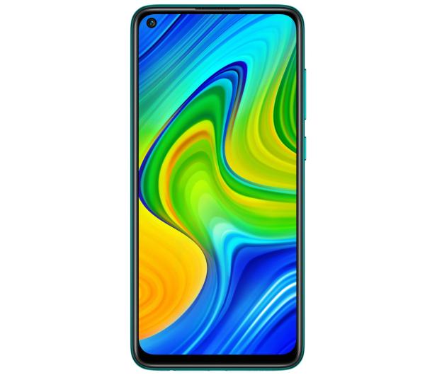 Xiaomi Redmi Note 9 4/128GB Forest Green - 566360 - zdjęcie 3