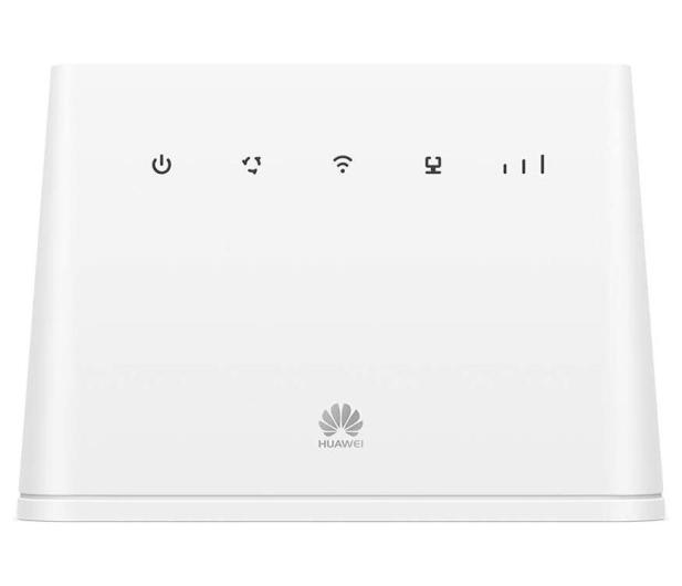 Huawei B311 WiFi LAN (LTE Cat.4 150Mbps/50Mbps) biały - 565973 - zdjęcie 2