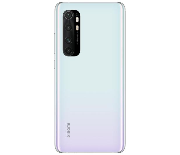 Xiaomi Mi Note 10 Lite  6/128GB Glacier White - 566385 - zdjęcie 4