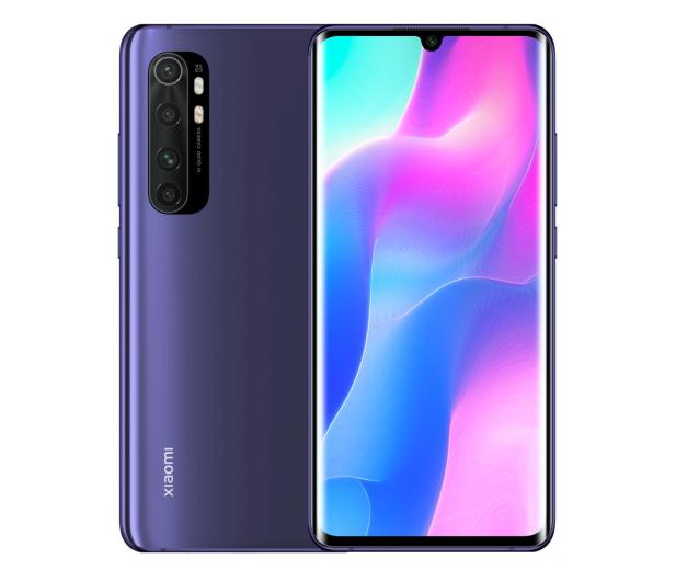 Xiaomi Mi Note 10 Lite 6/64GB Nebula Purple - 566380 - zdjęcie