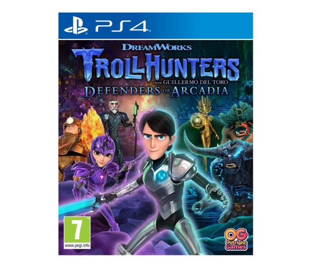 PlayStation Trollhunters: Defenders of Arcadia - 566536 - zdjęcie