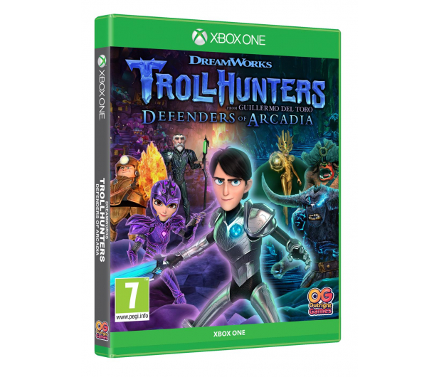 Xbox Trollhunters: Defenders of Arcadia - 566537 - zdjęcie 2