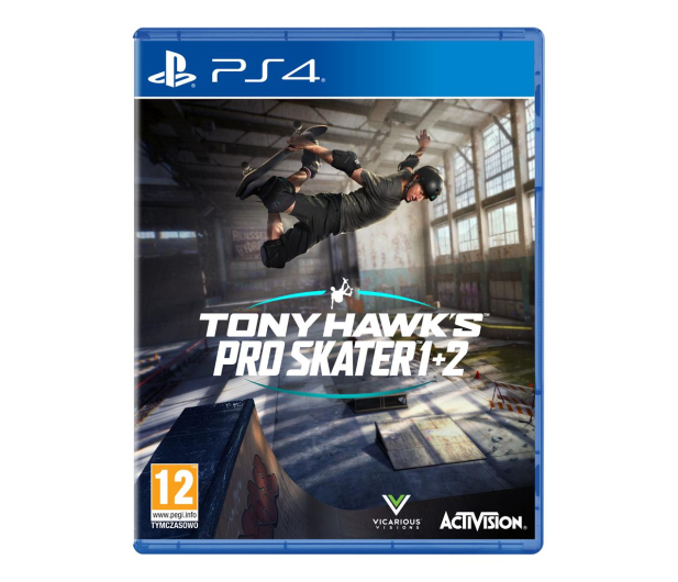 PlayStation Tony Hawk's  Pro Skater 1 + 2 Collector's Edition - 566846 - zdjęcie