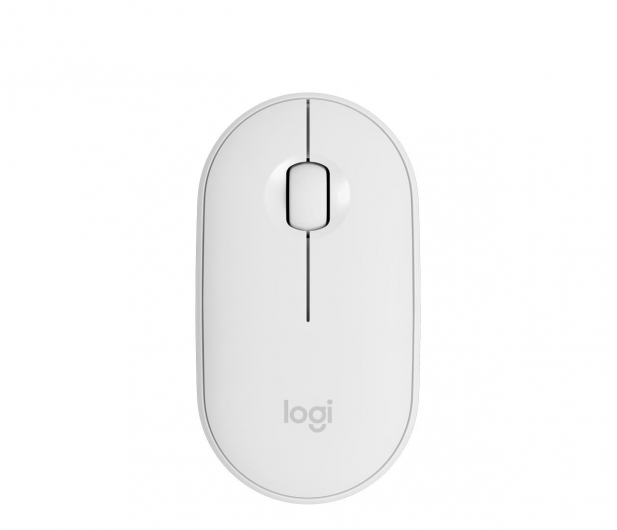 Logitech M350 biały - 566399 - zdjęcie