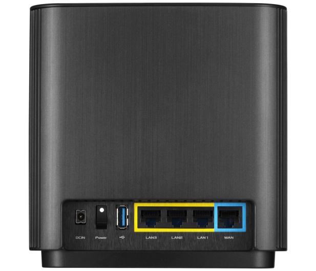 ASUS ZenWiFi AC (3000Mb/s a/b/g/n/ac) zestaw 2szt. - 566339 - zdjęcie 5