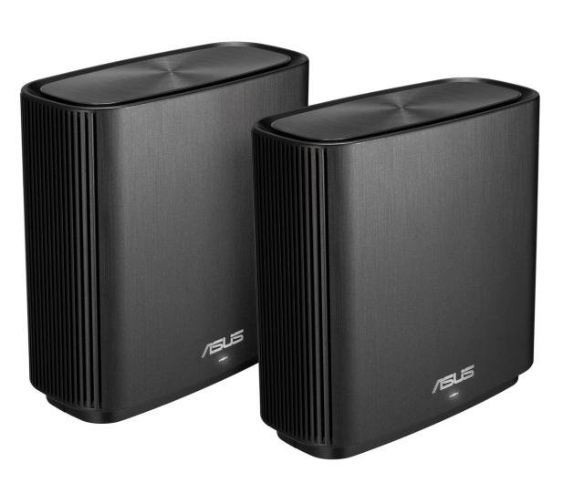 ASUS ZenWiFi AC (3000Mb/s a/b/g/n/ac) zestaw 2szt. - 566339 - zdjęcie