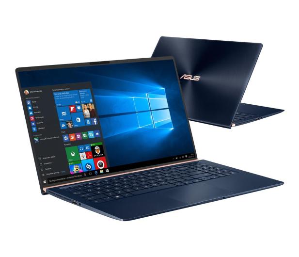 ASUS ZenBook 15 UX533FAC i5-10210U/8GB/512/W10 Blue - 543062 - zdjęcie