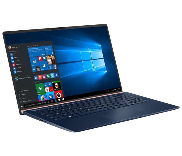 ASUS ZenBook 15 UX533FAC i5-10210U/8GB/512/W10 Blue - 543062 - zdjęcie 4