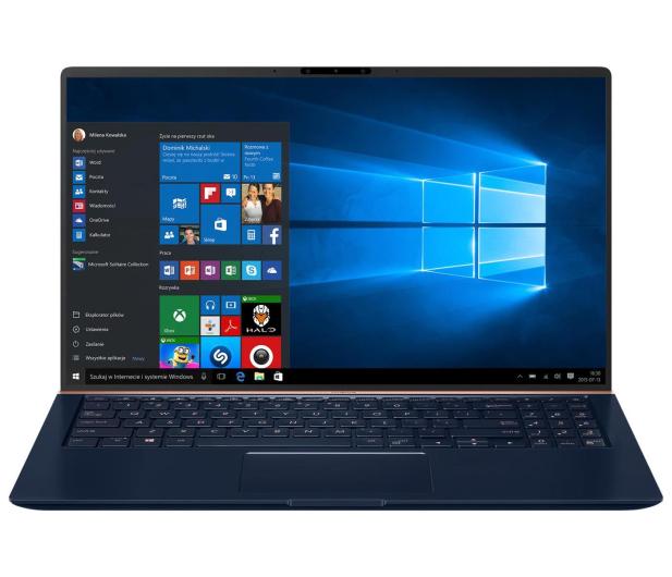 ASUS ZenBook 15 UX533FAC i5-10210U/8GB/512/W10 Blue - 543062 - zdjęcie 3