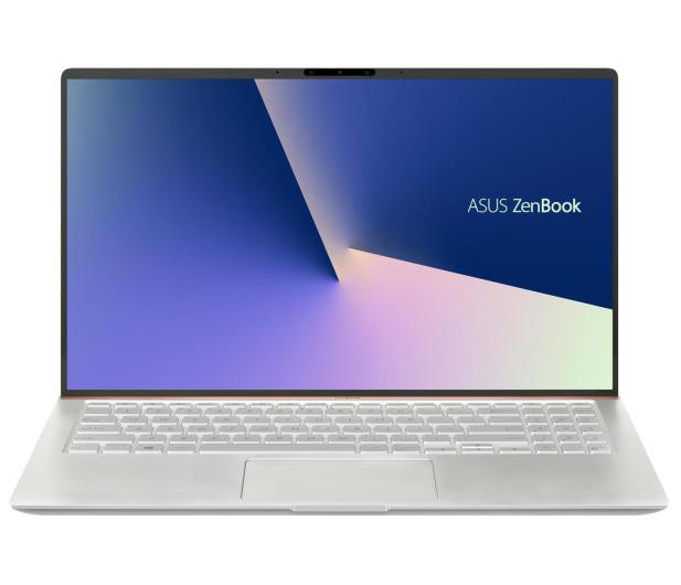 ASUS ZenBook 15 UX533FTC i7-10510U/16GB/512/W10 Silver - 544830 - zdjęcie 3
