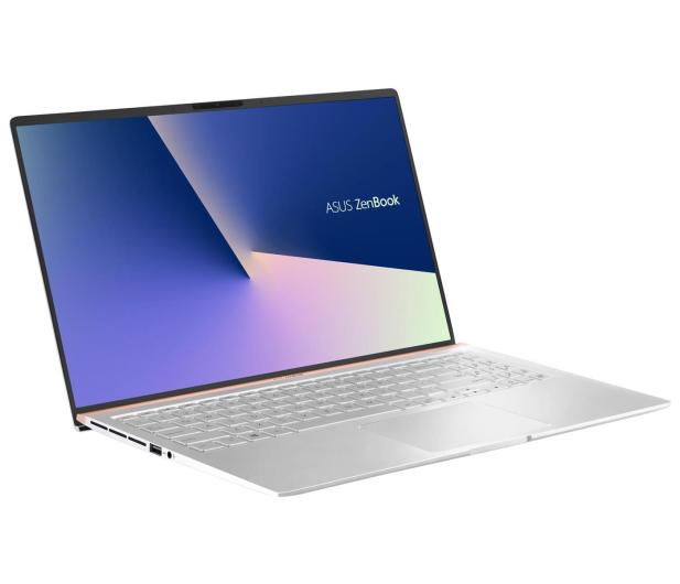 ASUS ZenBook 15 UX533FAC i5-10210U/8GB/512/W10 Silver - 543063 - zdjęcie 4