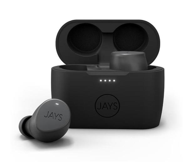 Jays m-Seven True Wireless Szary - 567446 - zdjęcie