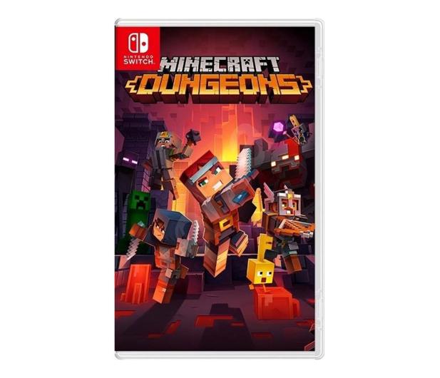 Switch Minecraft Dungeons - 567277 - zdjęcie