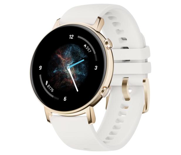 Huawei Watch GT 2 42mm Classic biały - 566998 - zdjęcie 3