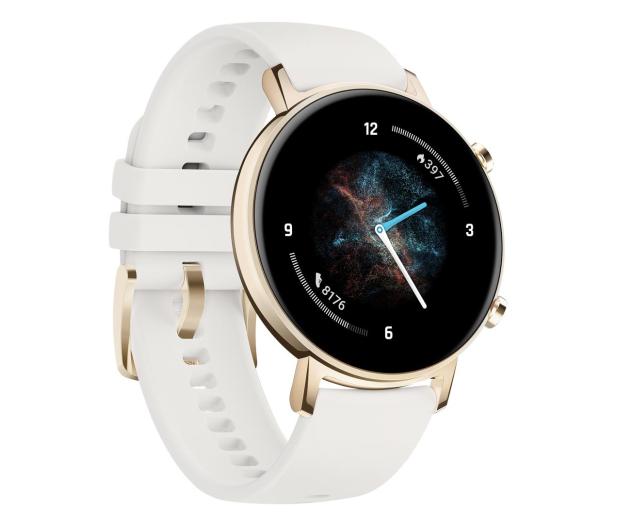 Huawei Watch GT 2 42mm Classic biały - 566998 - zdjęcie