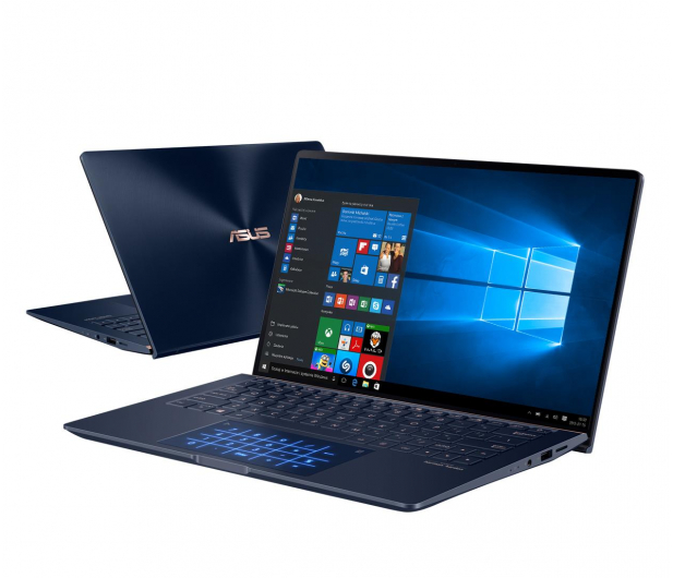 ASUS ZenBook 13 UX333FN i7-8565U/16GB/512/W10 Blue - 565958 - zdjęcie