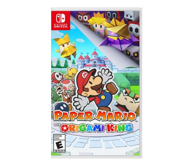 Switch Paper Mario: Origami King - 567781 - zdjęcie