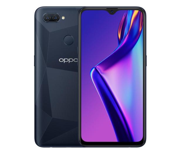 OPPO A12 4/64GB Dual SIM czarny - 567131 - zdjęcie