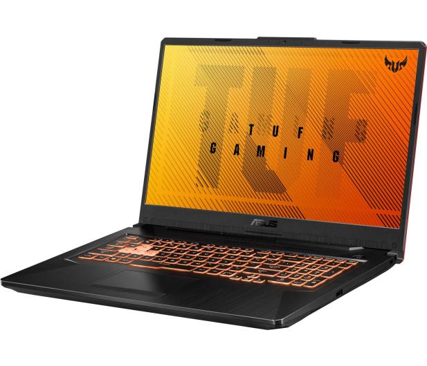ASUS TUF Gaming A17 FA706II R5-4600/16GB/512 120Hz - 566840 - zdjęcie 3