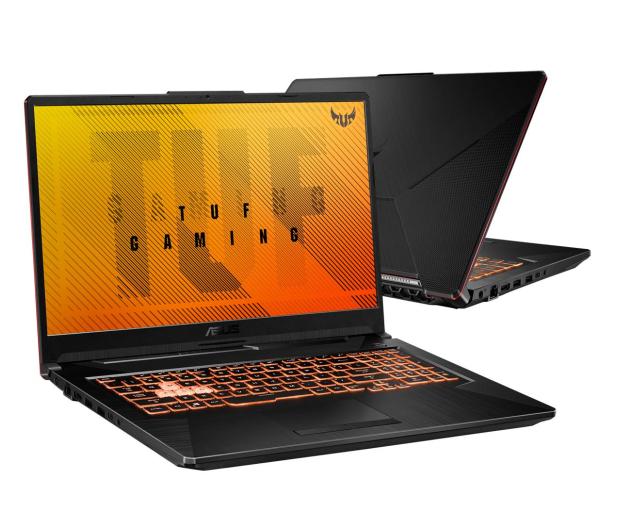 ASUS TUF Gaming A17 FA706II R5-4600/16GB/512 120Hz - 566840 - zdjęcie