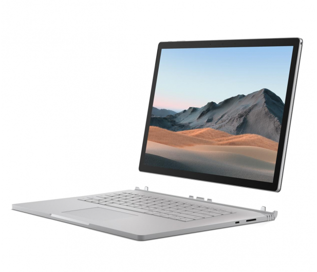 Microsoft Surface Book 3 15  i7/16GB/256GB - GPU - 568102 - zdjęcie