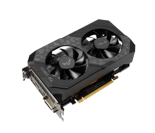 ASUS GeForce GTX 1650 TUF Gaming OC 4GB GDDR6  - 564177 - zdjęcie 2