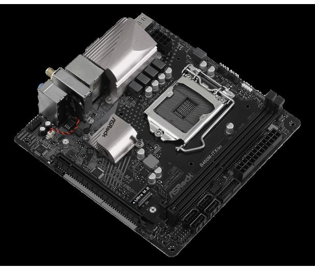 ASRock B460M-ITX/AC - 564396 - zdjęcie 4